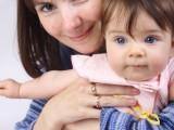 Кареглазая дочка и голубоглазая внучка
