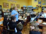 В детской библиотеке № 8 Невского района