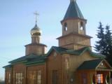 Церковь в селе Арабоси Урмарского района