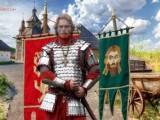 Шаблон для фотошоп мужской  Русский князь