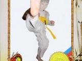 Шаблон детский для фотошоп  Маленький каратист