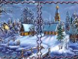 Обложка Новогодней открытки