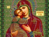 Богородица `Владимирская`