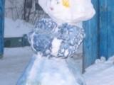милая снегурочка