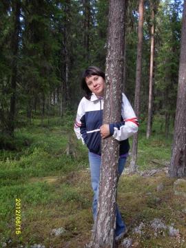 В бору - Ирина Рызеевна Ушакова