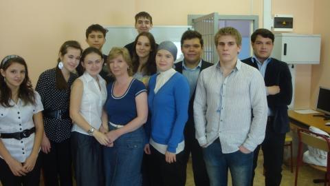мои выпускники - Маргарита Борисовна Маркарова