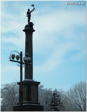Памятник Прометею - Ольга Яковлевна Ширяева