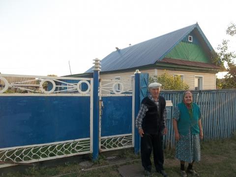 Мои родители - Разиля Газиевна Тарзимина