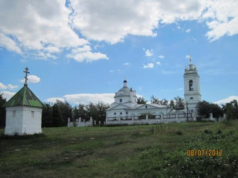 Церковь  - Наталья Николаевна Глебова