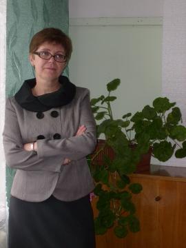 Портрет - Ирина Васильевна Мужурьянц