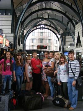 Здравствуй, Петербург! На Ладожском вокзале - Инна Владиленовна Панченко