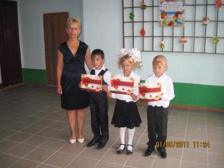 Мой 1 класс - Леся Павловна Подрезова