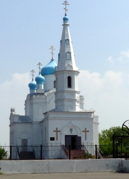 Храм Александра Невского - Николай Михайлович Мокшин