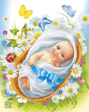 счастья малышу