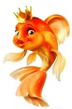 Золотая рыбка - Марина Юрьевна Горбачева