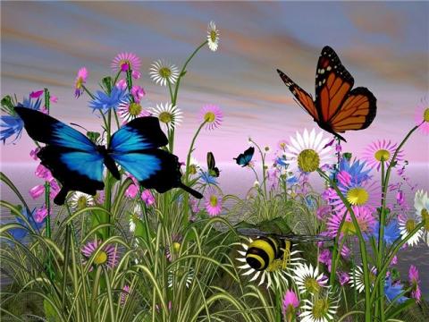 бабочки - Александра Викторовна Попова