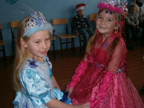 Принцессы - самые красивые учащиеся своей школы