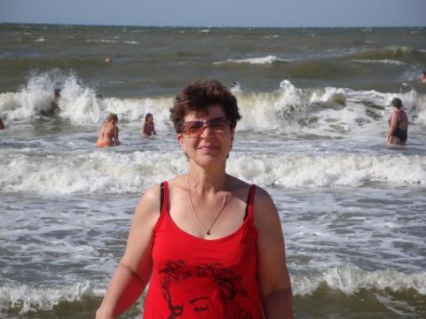 Азовское море - Надежда Григорьевна Греф