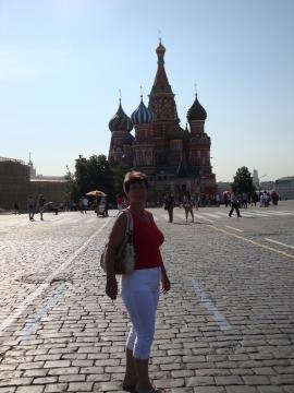 Москва. - Надежда Григорьевна Греф