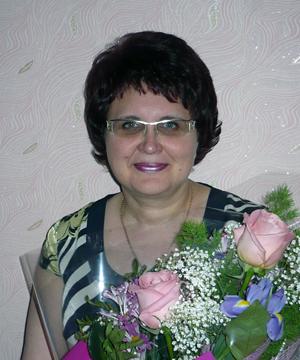 Портрет - Наталия Олеговна Трофимова