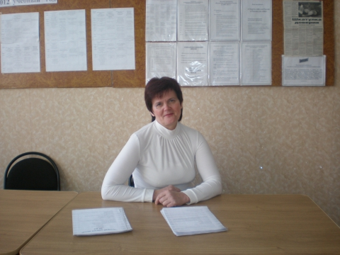 Портрет - Валентина Ивановна Ступак