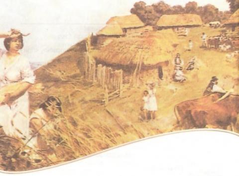 3. Исторические ступени развития общества.