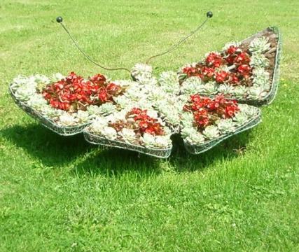 Цветочная бабочка - Марина Юрьевна Горбачева