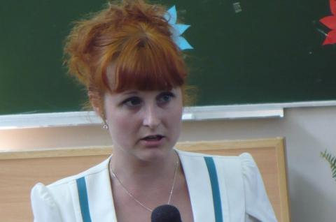 Портрет - Елизавета Викторовна Гусева