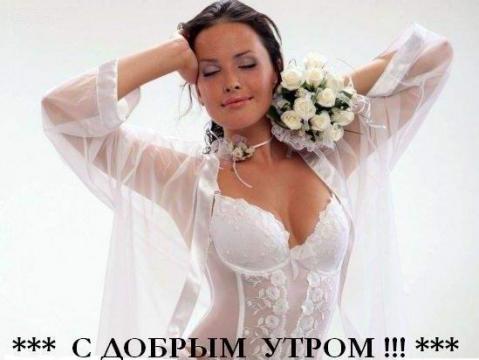 С ДОБРЫМ УТРОМ! - Мария Ивановна Молчанова