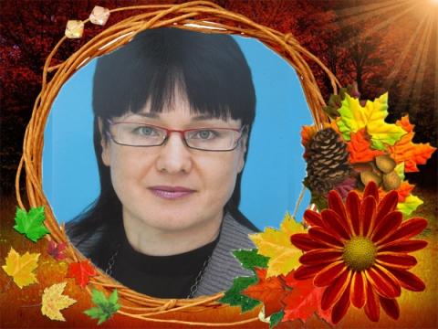 Портрет - Светлана Витальевна Литвиненко