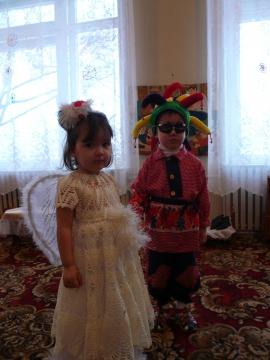 ангел - девочка 2 лет - Марина Валентиновна Любакова