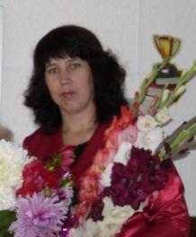 Портрет - Наталья Алексеевна Барыкина