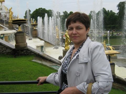 Портрет - Надежда Валентиновна Мальцева