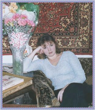 Портрет - Галина Александровна Бажанова