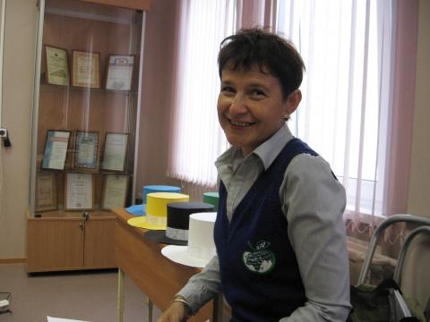 Чернова В.Г. - Лицей № 572