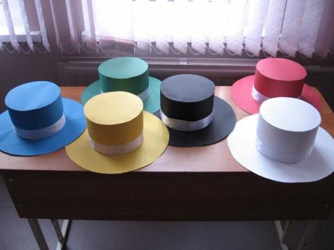 Шляпы успеха - Лицей № 572