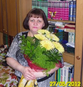 Портрет - Лилия Андреевна Зеленская