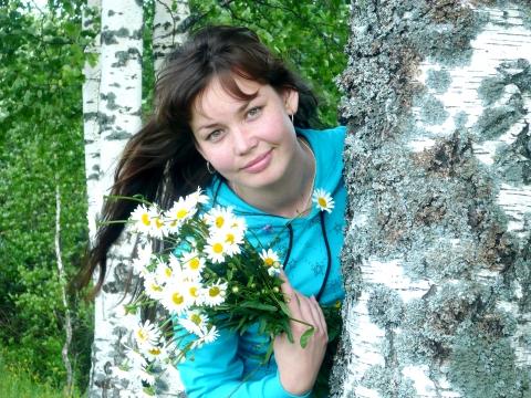 Портрет - Юлия Валерьевна Алексеева