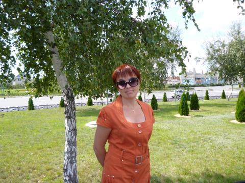 Портрет - Виктория Александровна Орехова