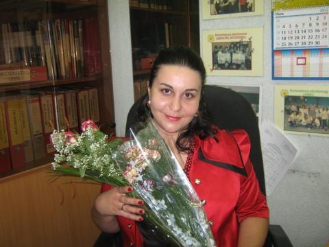 Портрет - Ольга Сергеевна Фокина