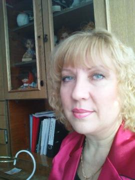 Портрет - Елена Владимировна Прокопенко