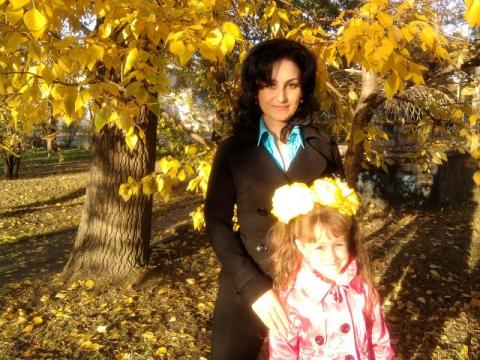 Дочь Ирина с Миленочкой - Алла Николаевна Догадова