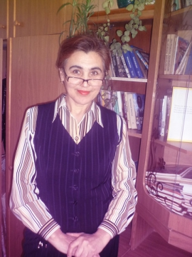 Портрет - Мадина Хайдаровна Закирова