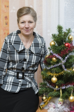 Портрет - Марина Сергеевна Киселева