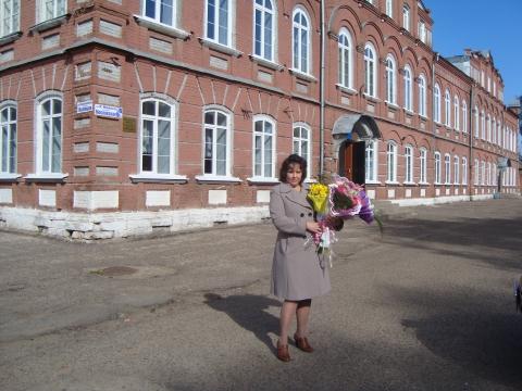 Портрет - Ирина Владимировна Морозова