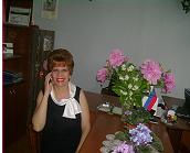 Директор Денисова Л. Г. - Муниципальное общеобразовательное учреждение средняя общеобразовательная школа п. Пушкино