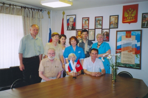 Сотрудники ЦВПиГВ 7 лет назад - Алексей Александрович Крекотнев