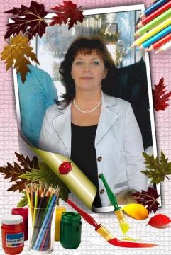 Портрет - Валентина Викторовна Иванина