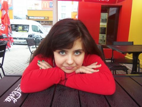 я в кафе - Любовь Алексеевна Алексеева