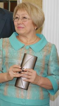 Портрет - Гульсара Сагитовна Хусаинова